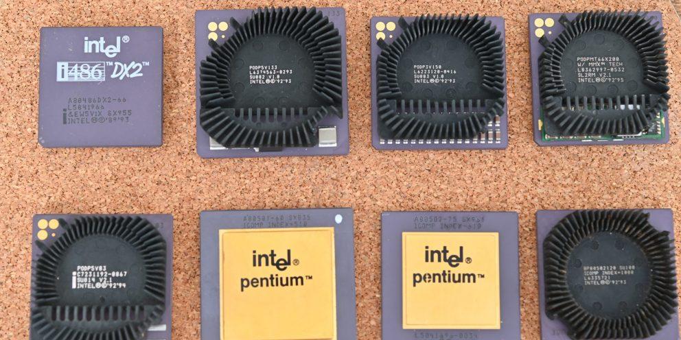 Pentium Overdrive Competition