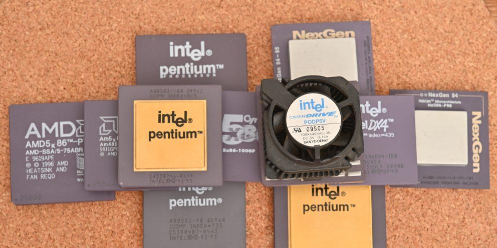 The perfect Pentium